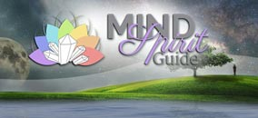 Mind Spirit Guide advertising