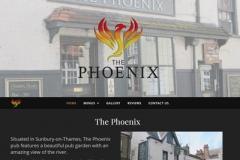 the-phoenix-pub-website