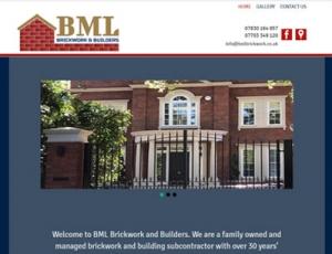 BML Brickwork